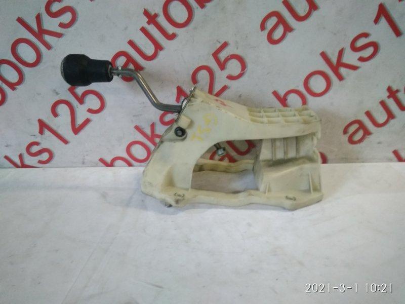 Ручка кпп Hyundai Grand Starex TQ D4CB 2009