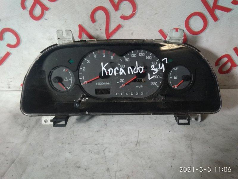 Спидометр Ssangyong Korando KJ OM662 (662 920) 2003