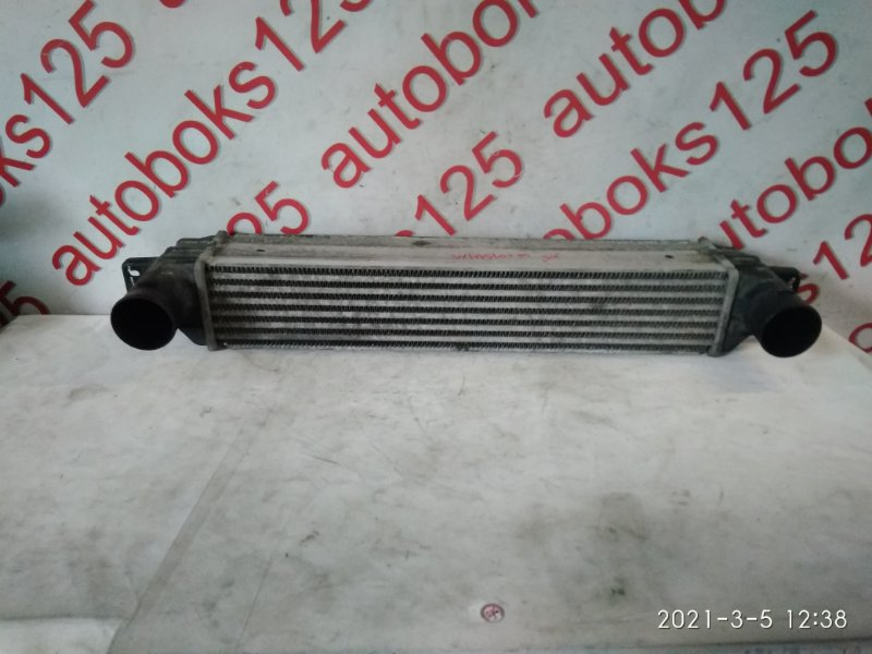 Радиатор интеркулера Daewoo Winstorm KLAC Z20S 2008