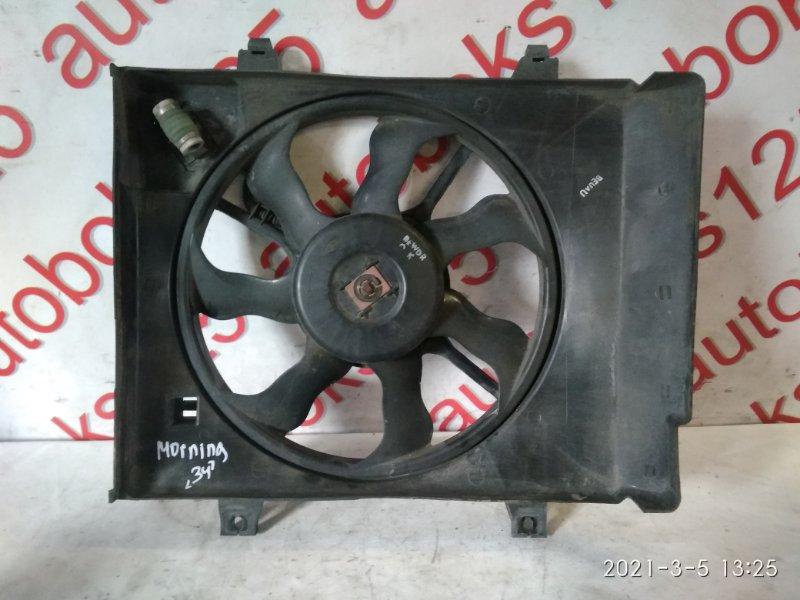 Диффузор радиатора двс Kia Picanto SA G4HC 2010