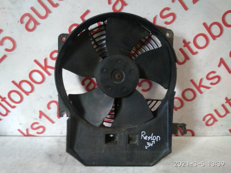 Вентилятор радиатора кондиционера Ssangyong Rexton D27DT (665926) 2004