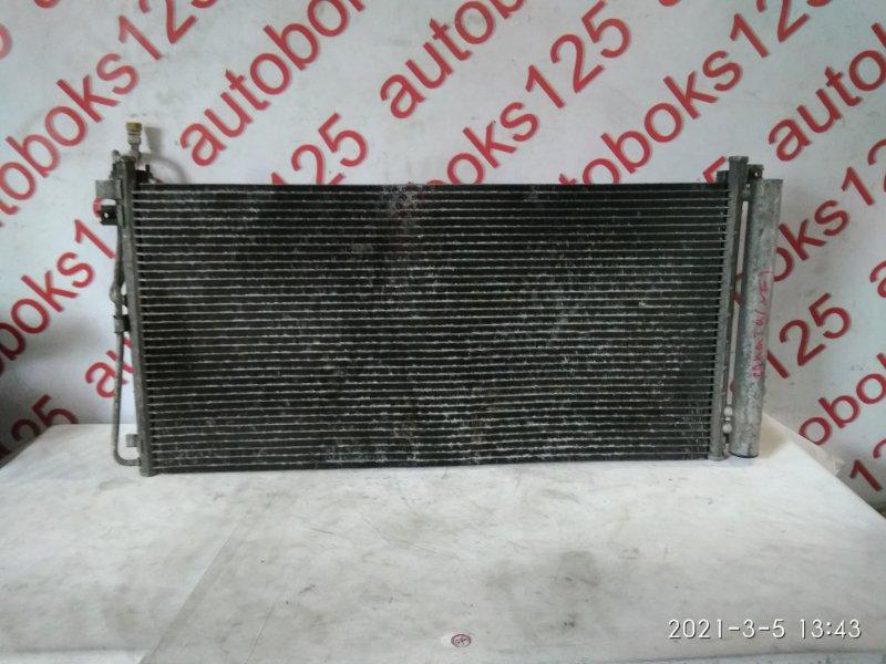 Радиатор кондиционера Hyundai Sonata NF G4KA 2007