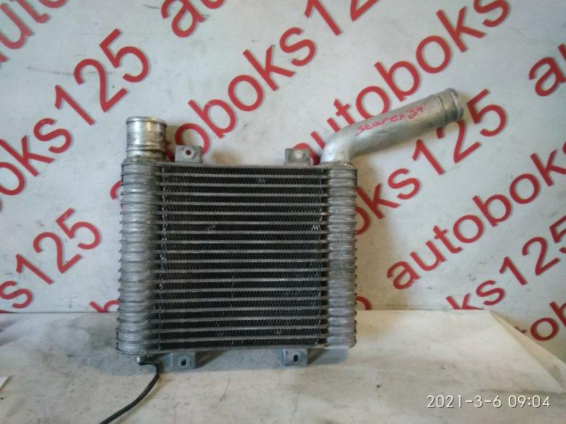 Радиатор интеркулера Hyundai Starex A1 D4CB 2003