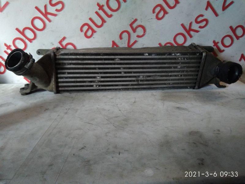 Радиатор интеркулера Hyundai Grand Starex TQ D4CB 2008