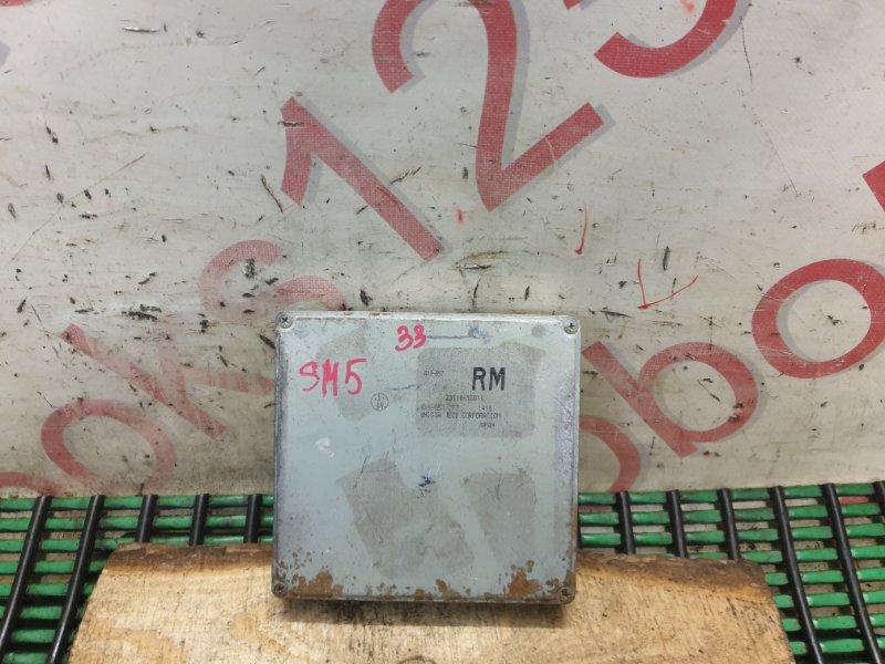 Блок управления двигателем Samsung Sm5 4AT 2004