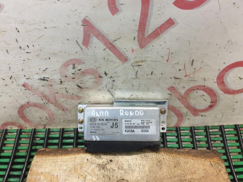 Блок управления акпп Kia Rondo 2 JB 2004