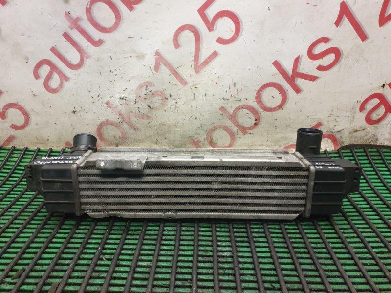 Радиатор интеркулера Kia Sorento BL D4CB 2005
