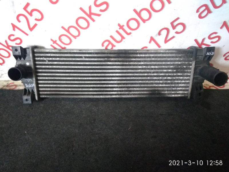 Радиатор интеркулера Ssangyong Actyon Sports D20DT (664) 2007