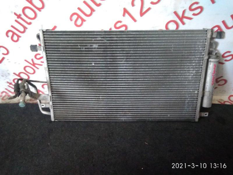 Радиатор кондиционера Kia Sportage KM D4EA 2007