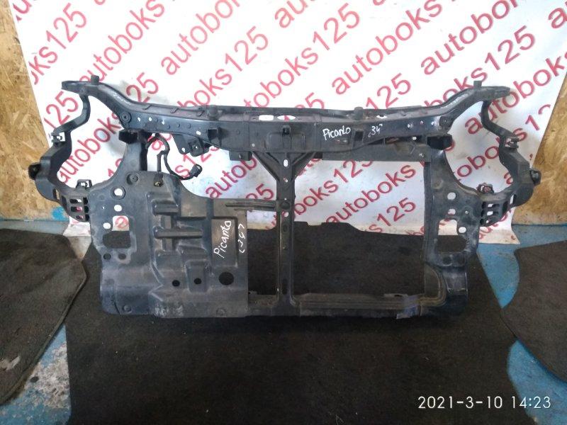 Рамка радиатора Kia Picanto SA G4HE 2010
