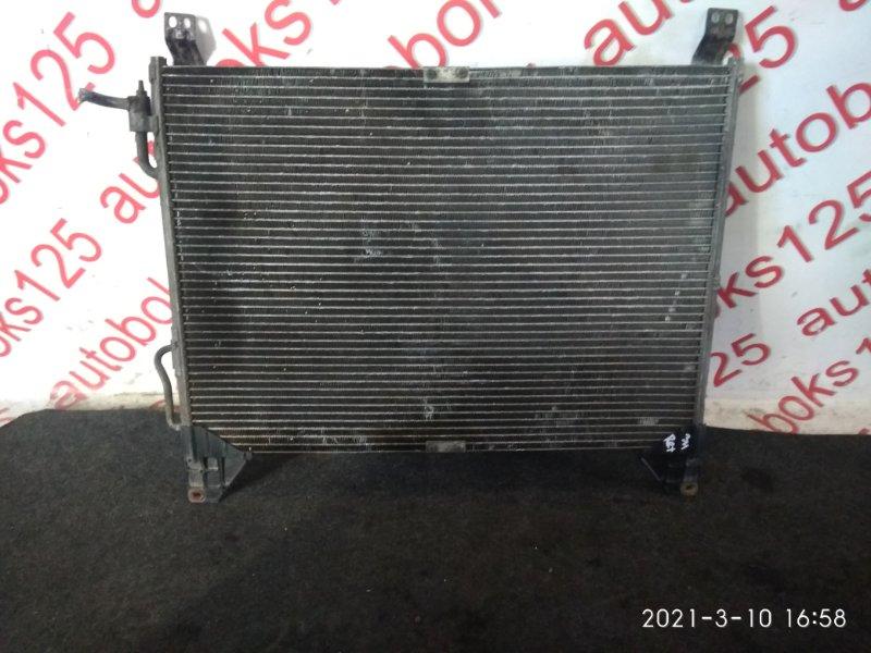 Радиатор кондиционера Ssangyong Rexton 2004