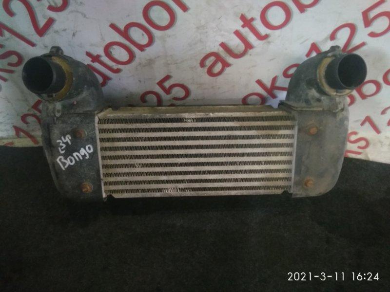 Радиатор интеркулера Kia Bongo PU J3 2007
