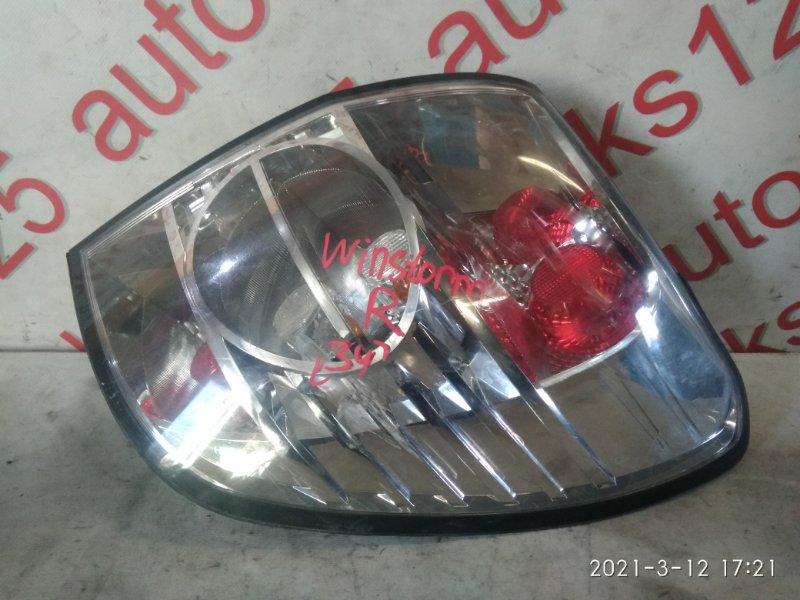Стоп-сигнал Daewoo Winstorm KLAC Z20S 2008 правый