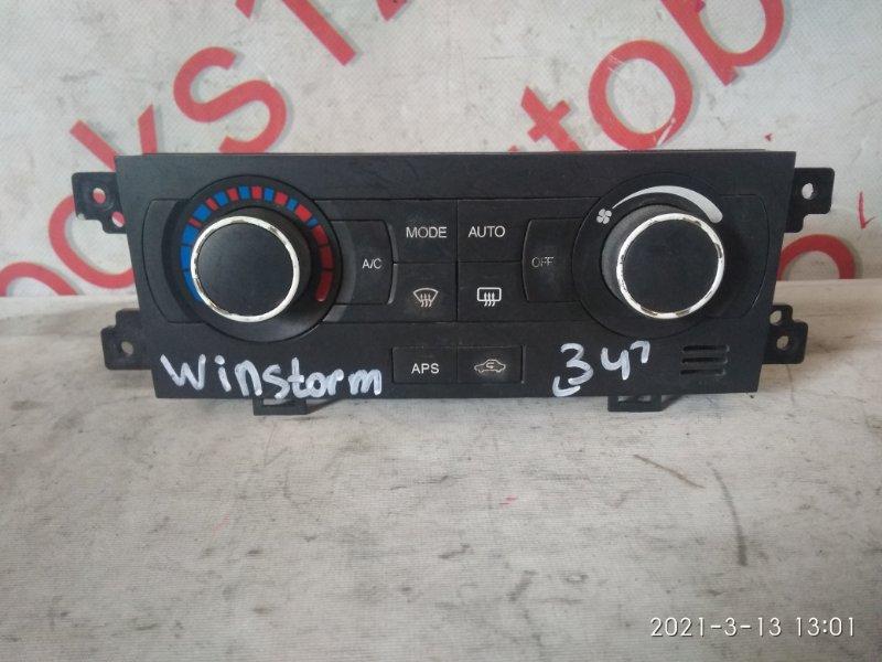 Блок управления климат-контролем Daewoo Winstorm KLAC Z20S 2008