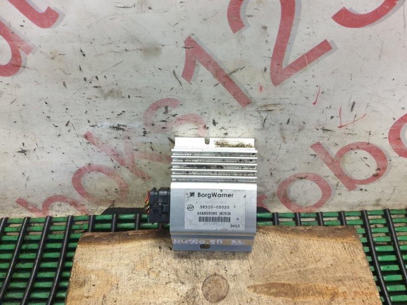 Блок управления раздаткой Ssangyong Musso FJ OM662 (662 920) 2003