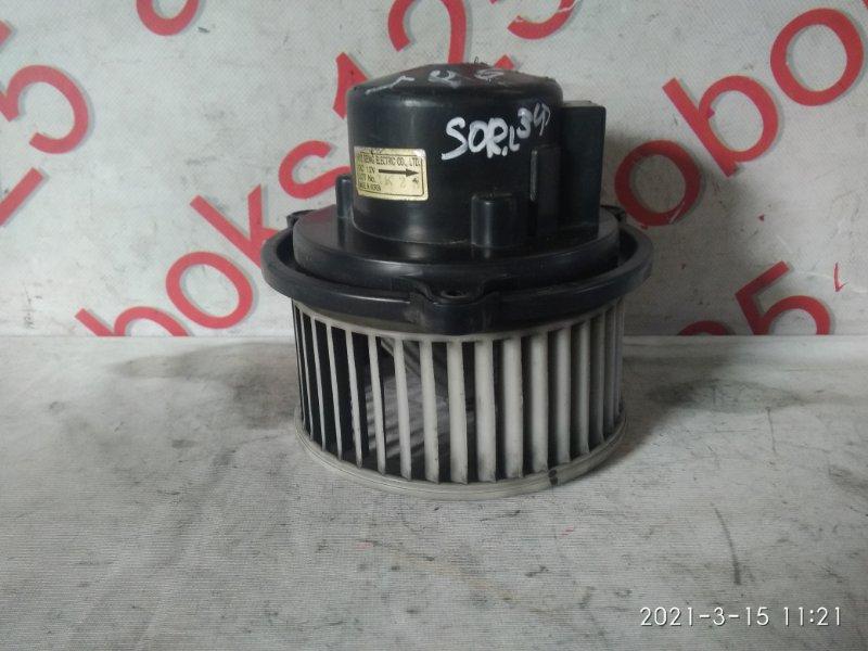 Мотор печки Kia Sorento BL D4CB 2005