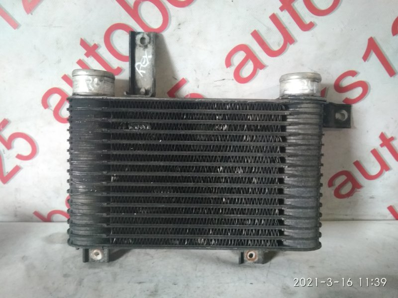 Радиатор интеркулера Ssangyong Rexton OM602 (662 935) 2003