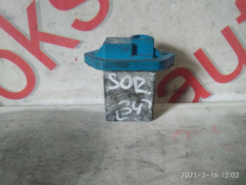 Реостат печки Kia Sorento BL D4CB 2005