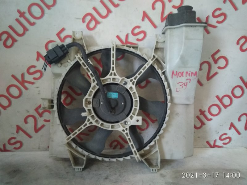 Диффузор радиатора двс Kia Picanto SA G4HE 2010