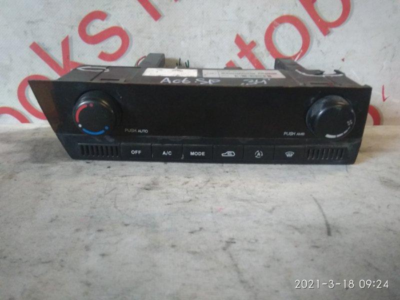 Блок управления климат-контролем Ssangyong Actyon Sports D20DT (664) 2007