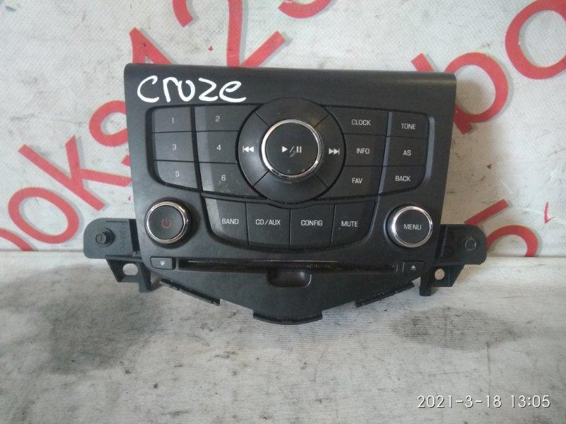 Магнитофон Chevrolet Cruze J300 2010