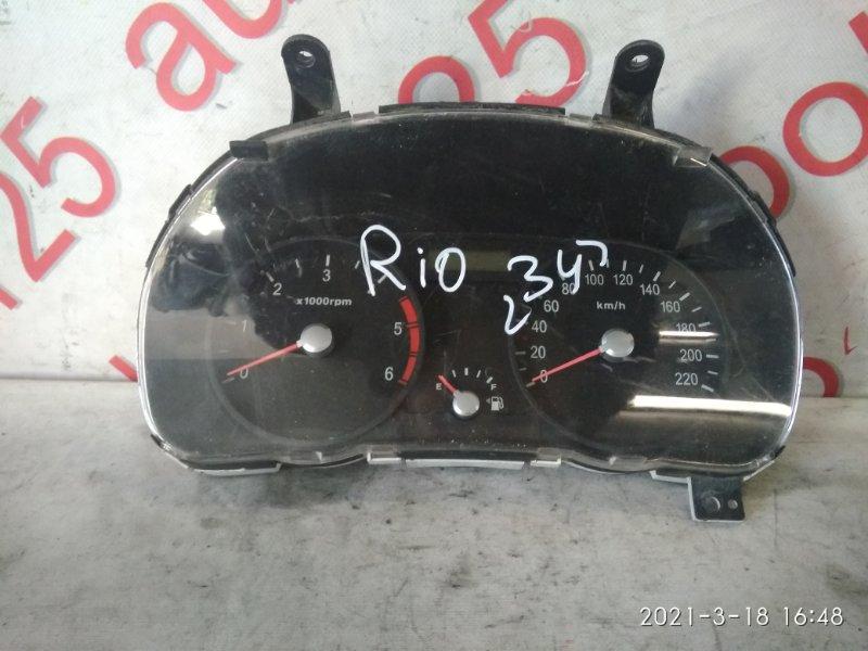 Спидометр Kia Rio G4EF 2009