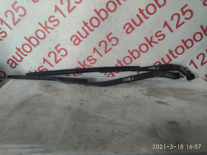 Держатель щетки стеклоочистителя Ssangyong Actyon CK D20DTF(671950) 2011