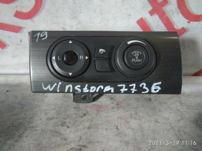 Блок управления зеркалами Daewoo Winstorm KLAC Z20S 2008