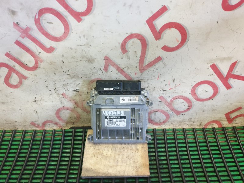 Блок управления двигателем Kia Picanto 2010