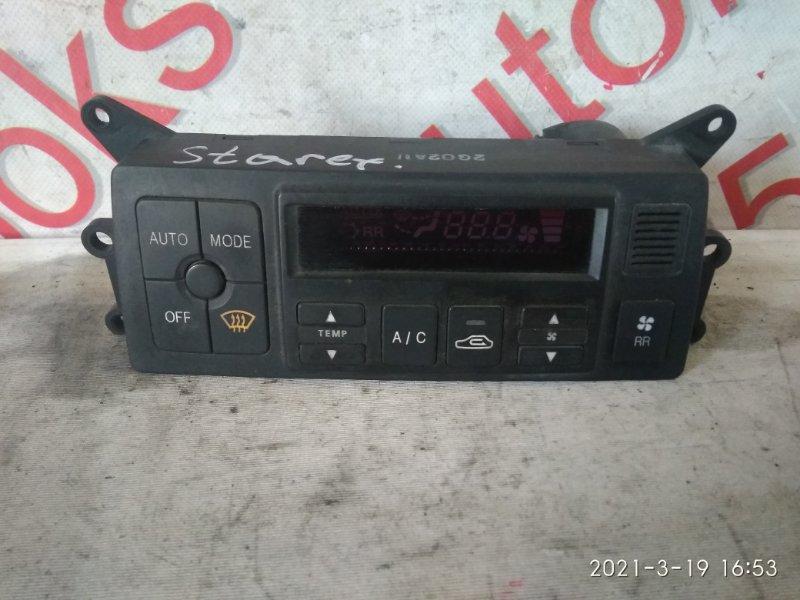 Блок управления климат-контролем Hyundai Starex A1 2005