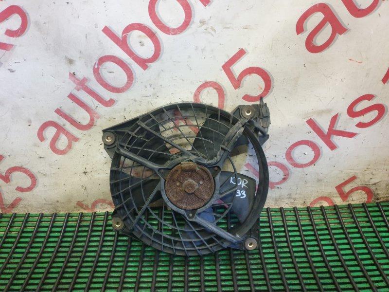 Вентилятор радиатора кондиционера Ssangyong Korando KJ OM662 (662 920) 2003