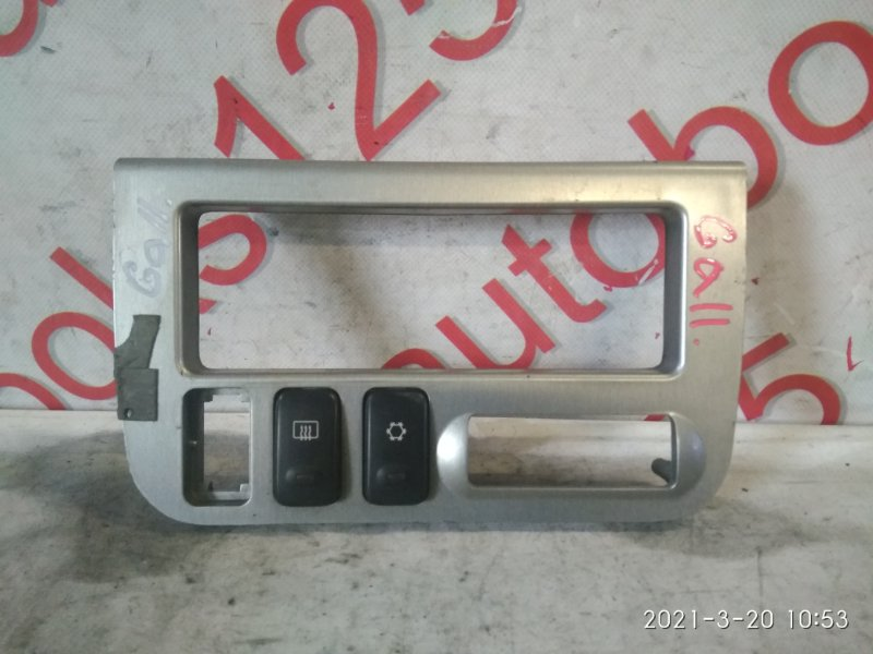 Консоль магнитофона Hyundai Galloper JK 1999