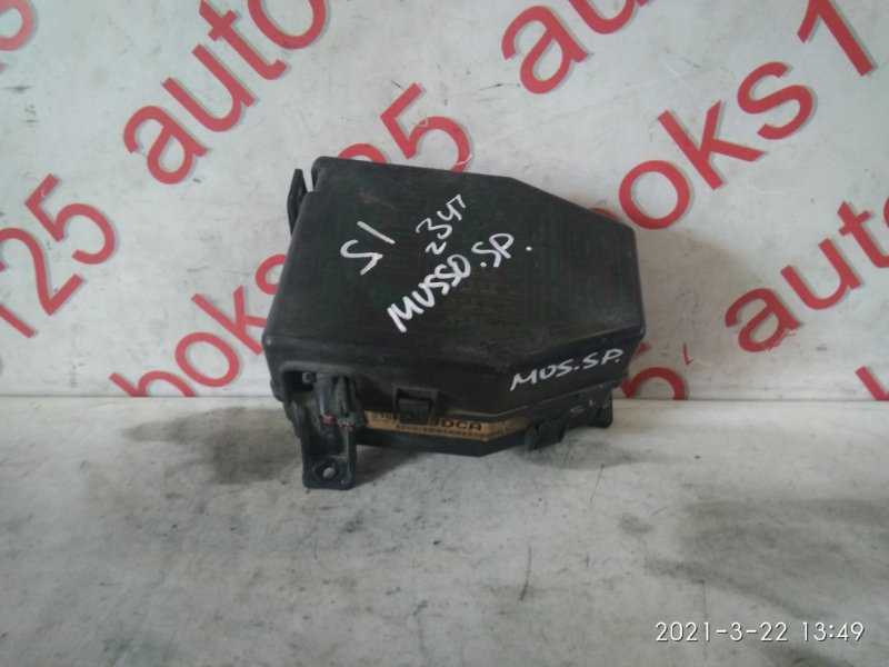 Блок предохранителей Ssangyong Musso FJ OM662 (662 920) 2003