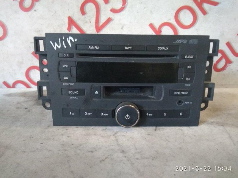 Магнитофон Daewoo Winstorm KLAC Z20S 2008