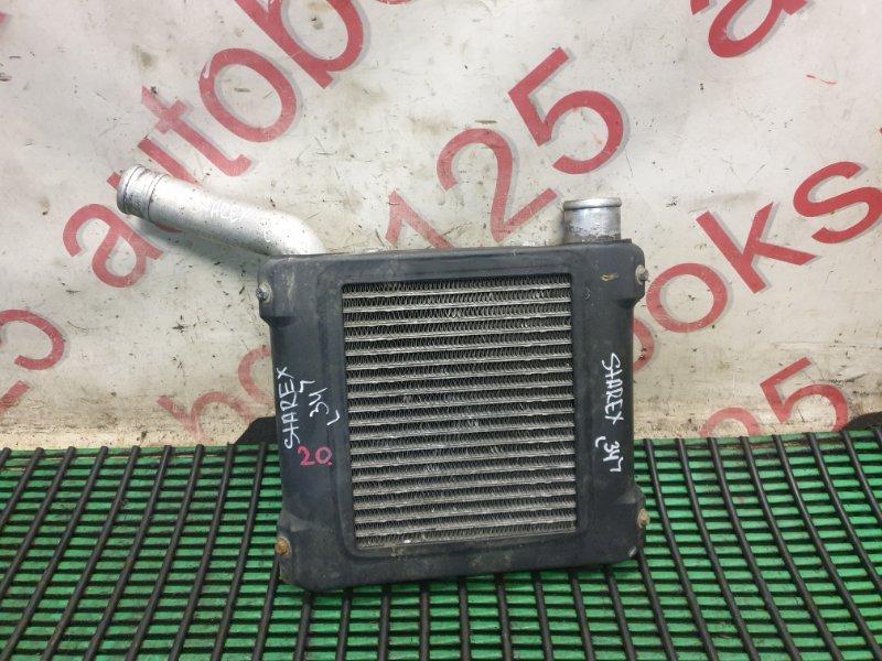 Радиатор интеркулера Hyundai Starex A1 D4CB 2000