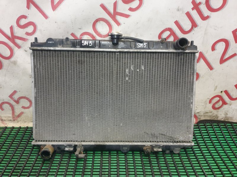 Радиатор двс Samsung Sm5 ST 2004