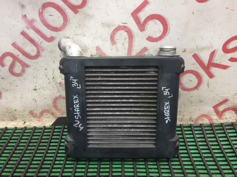 Радиатор интеркулера Hyundai Starex A1 D4CB 2005