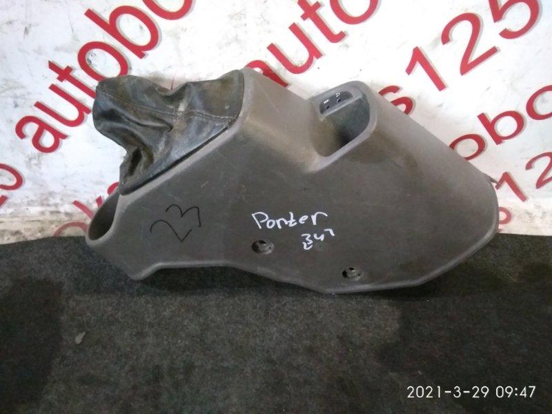 Консоль кпп Hyundai Porter D4CB 2007