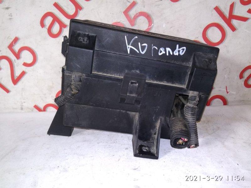 Блок предохранителей Ssangyong Korando KJ OM662 (662 920) 2003
