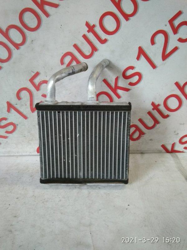 Радиатор печки Ssangyong Musso FJ OM662 (662 920) 2003