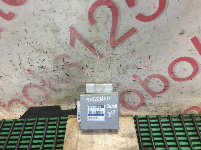 Блок управления акпп Kia Sorento BL D4CB 2002