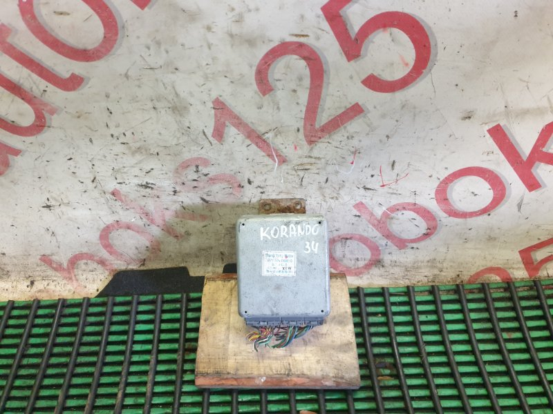 Блок управления Ssangyong Korando KJ OM662 (662 920) 2003