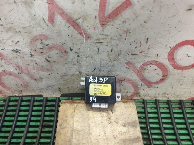 Блок управления Ssangyong Actyon Sports D20DT (664) 2006