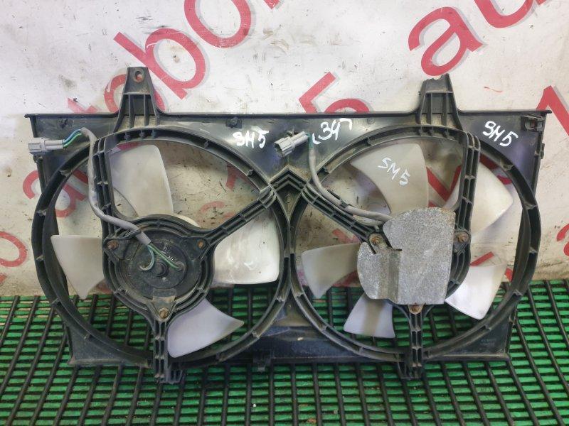 Вентилятор радиатора Samsung Sm5 2004