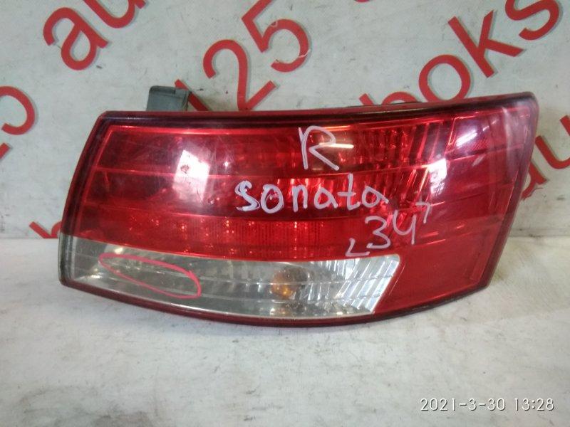 Стоп-сигнал Hyundai Sonata NF 2006