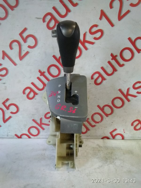 Ручка переключения акпп Hyundai Grand Starex TQ D4CB 2009