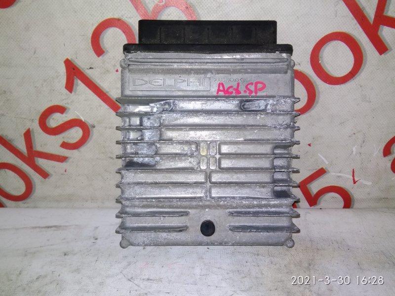 Блок управления двигателем Ssangyong Actyon Sports D20DT (664) 2007