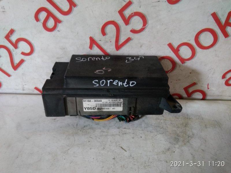 Блок предохранителей Kia Sorento BL D4CB 2005