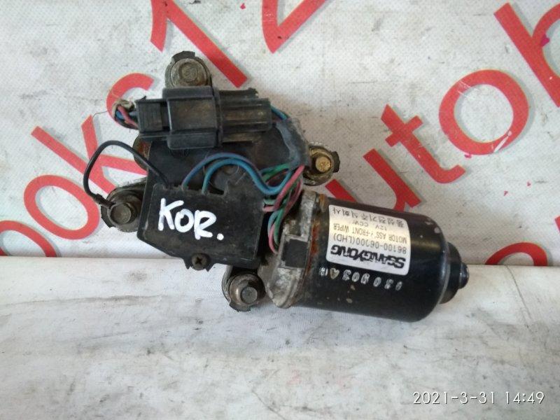 Мотор дворников Ssangyong Korando KJ 2003