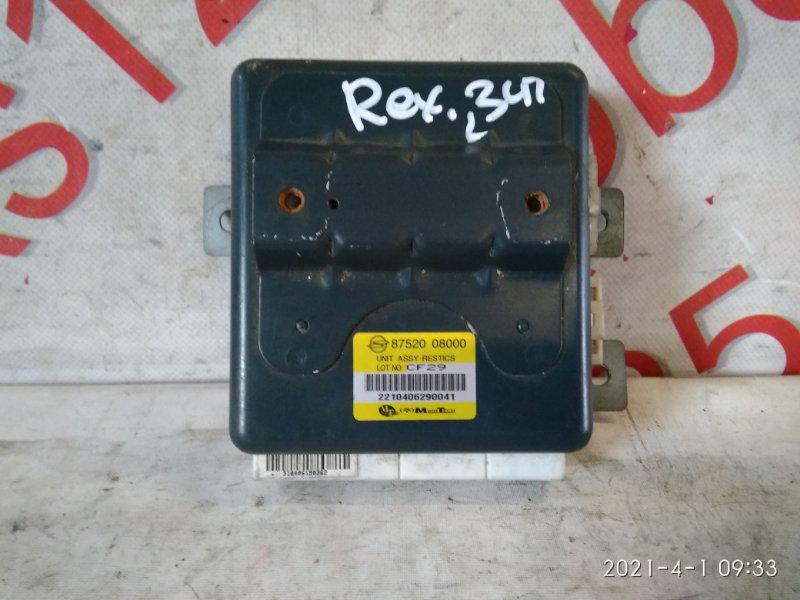 Блок управления Ssangyong Rexton OM662 (662 920) 2005